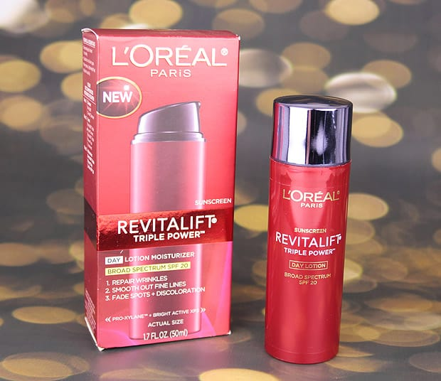Loreal Revitalift day lotion review 7 LOreal Revitalift Line Review