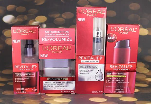 Loreal Revitalift review 1 LOreal Revitalift Line Review