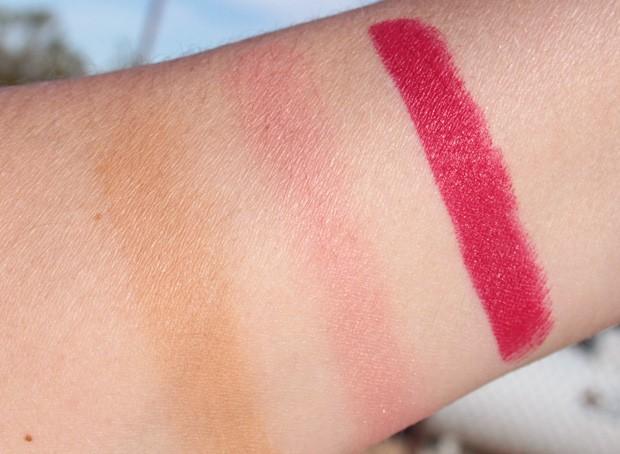MAC Zac Posen haute contour blush swatches 14 MAC Zac Posen swatches and review