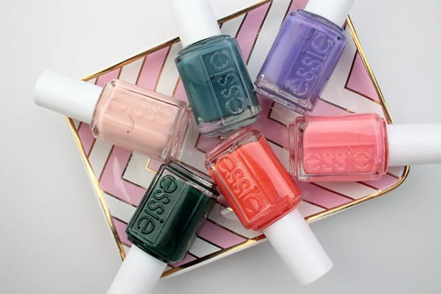 Essie Spring 2016 swatches and review