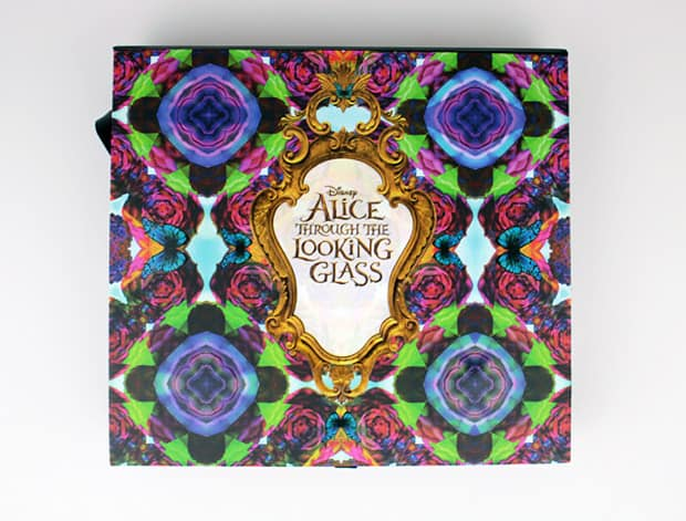 Urban Decay Alice Through the Looking Glass eye shadow palette review 3 Urban Decay Alice Through the Looking Glass eye shadow palette and lipstick   swatches and review (PIC HEAVY)