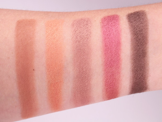 Urban Decay Alice Through the Looking Glass eye shadow palette swatches paradox 14 Urban Decay Alice Through the Looking Glass eye shadow palette and lipstick   swatches and review (PIC HEAVY)