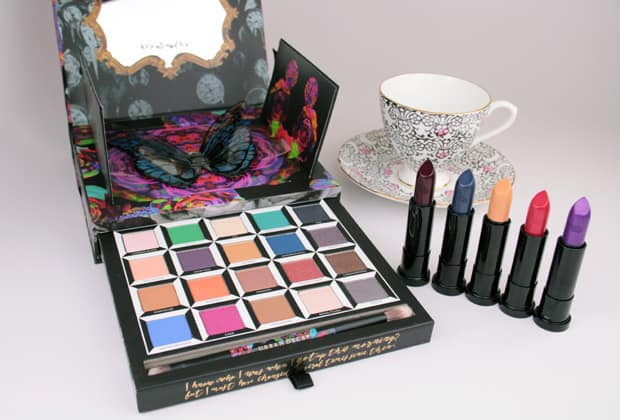 Urban Decay Alice Through the Looking Glass review 1 Urban Decay Alice Through the Looking Glass eye shadow palette and lipstick   swatches and review (PIC HEAVY)