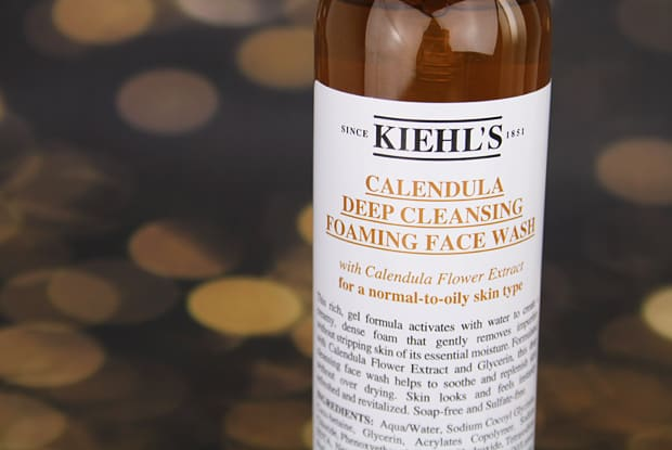 We Heart This shares a Kiehl's Calendula Deep Cleansing Foaming Face Wash Review. Check it out and see if this Kiehl's product is for you.