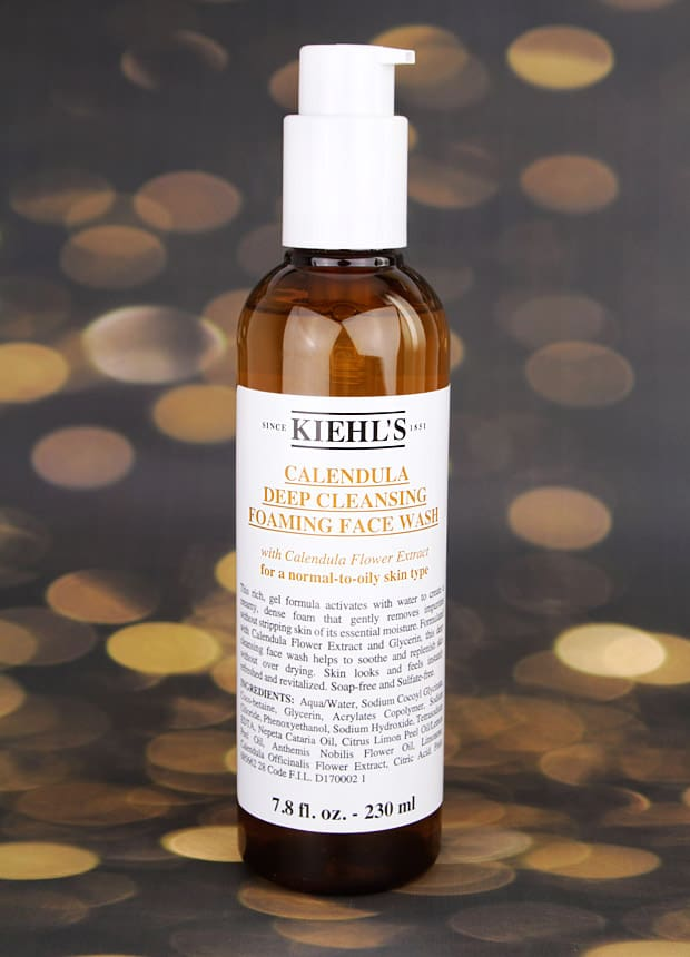 kiehls Calendula foaming face wash 2 Kiehls Calendula Deep Cleansing Foaming Face Wash Review