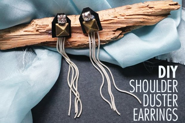 Easy-DIY-Projects-Embellished-Shoulder-Duster-Earrings