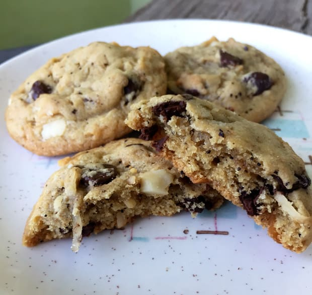 Hawaiian Chocolate Chip Cookie recipe delicious 6 Hawaiian Chocolate Chip Cookies recipe