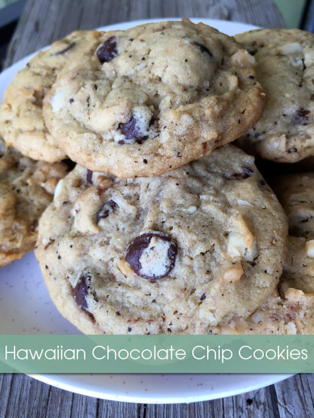 Hawaiian Chocolate Chip Cookie recipe delicious 7 Hawaiian Chocolate Chip Cookies recipe