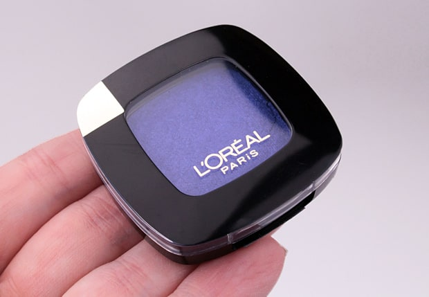 LOreal Colour Riche Mono Eye Shadow packaging 3 L'Oreal Colour Riche Mono Eye Shadow swatches and review