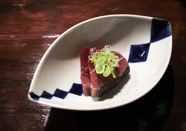 Q Sushi Bluefin Tuna Unsurpassed Flavor: Q Sushi review