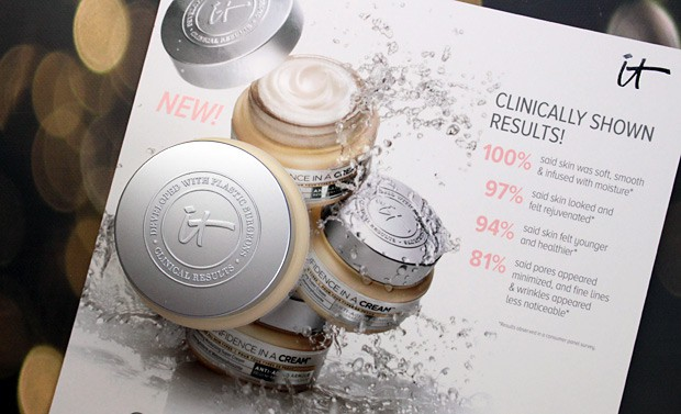 IT Cosmetics Confidence in a cream review 2 IT Cosmetics Confidence in a Cream review