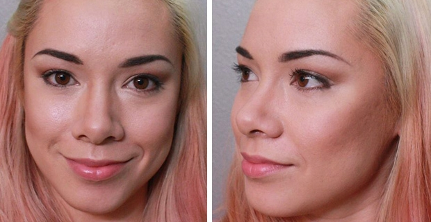 Tips for contouring: featuring the Kat Von D Shade + Light Contour Palette