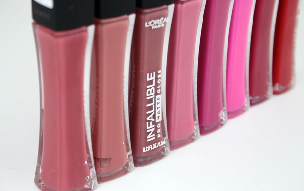 L'Oreal Infallible Pro Matte Gloss – a limited edition made permanent