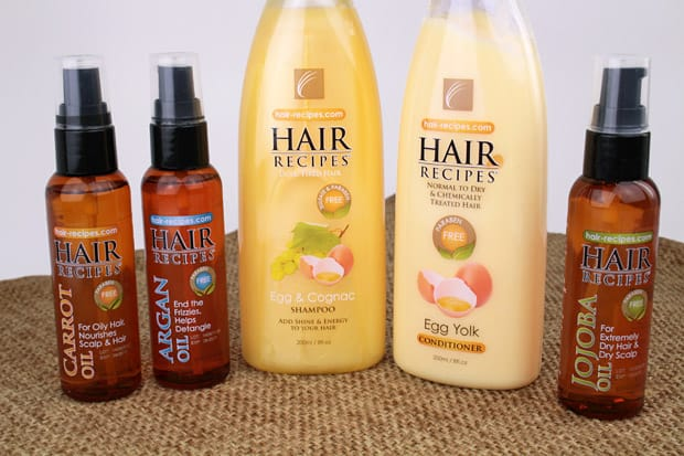 hair recipes egg cognac shampoo 2 Hair Woes? Let Hair Recipes Help