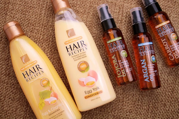hair recipes egg yolk conditioner 1 Hair Woes? Let Hair Recipes Help