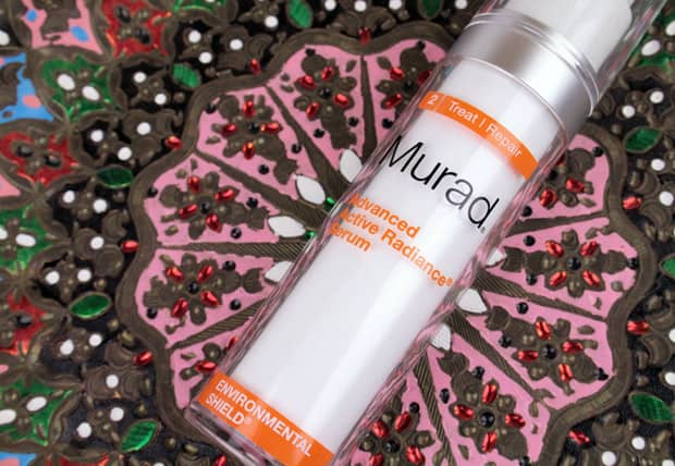 Murad Advanced Active Radiance Serum review 2 Murad Advanced Active Radiance Serum review and Hydro Dynamic Ultimate Moisture