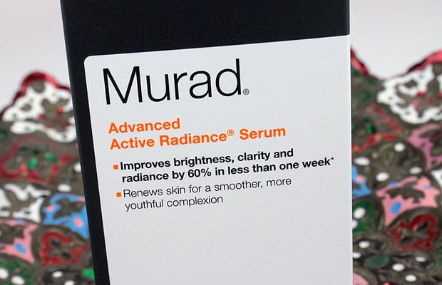 Murad Advanced Active Radiance Serum review 3 Murad Advanced Active Radiance Serum review and Hydro Dynamic Ultimate Moisture