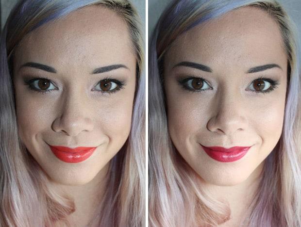 NYX Plush Gel Lipstick swatches 2 NYX Plush Gel Lipstick review, swatches, looks