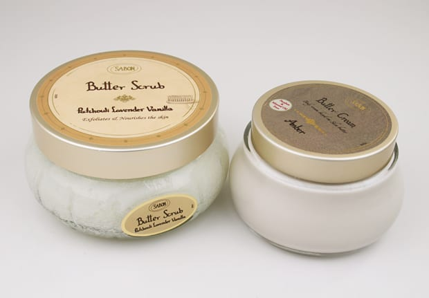 Sabon Body Product review Sabon Butter Scrub and Body Cream review