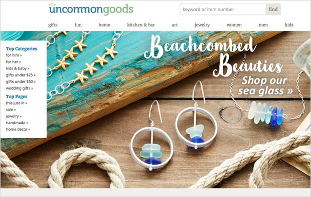 Uncommongoods gift suggestions UncommonGoods: gifts that make both you and them happy