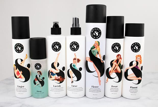 Beauty Pin ups hair products review 1 Beauty & Pin Ups Haircare Review