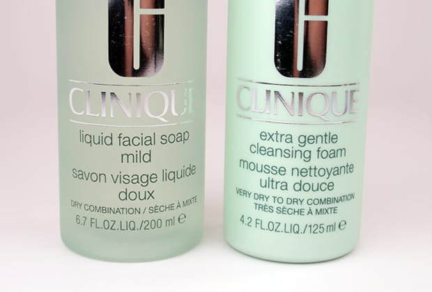 Clinique 3 step skincare cleansers 3 The lowdown on the Clinique 3 Step Skincare System (and a GIVEAWAY)