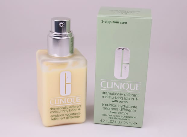 Clinique 3 step skincare dramatically different moisturizing lotion 4 The lowdown on the Clinique 3 Step Skincare System (and a GIVEAWAY)