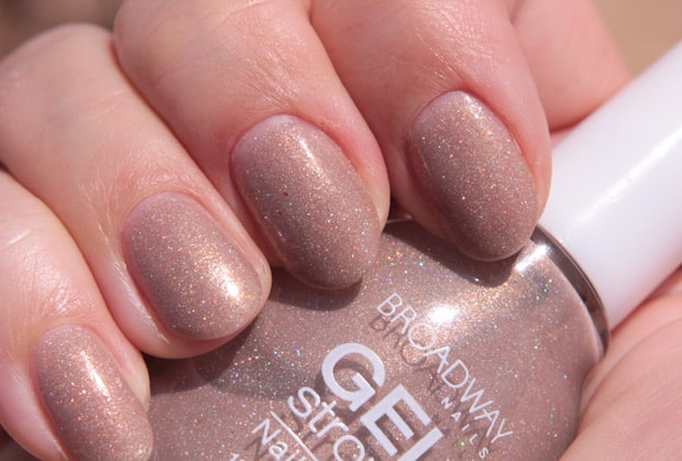 Dollar General sparkling stone nail polish 3 Beauty is where you find it and I found it at Dollar General