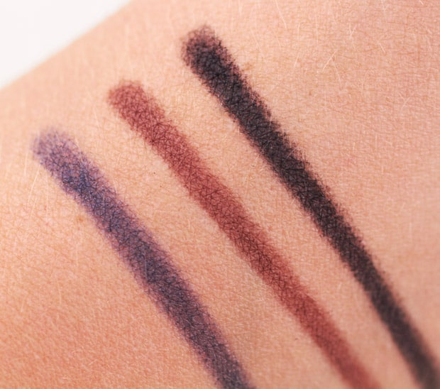 IT Cosmetics superhero eye shadow palette liners swatches 12 IT Cosmetics Superhero Palette swatches and review