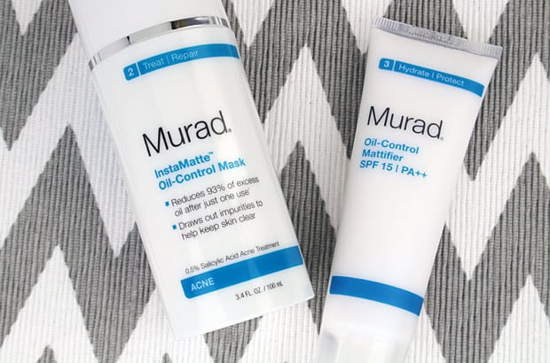 Murad Oil Control: InstaMatte Mask and Mattifier Review
