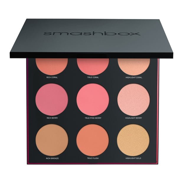 Smashbox Light It Up LA Lights Its September and were already talking Holiday Makeup Collections...