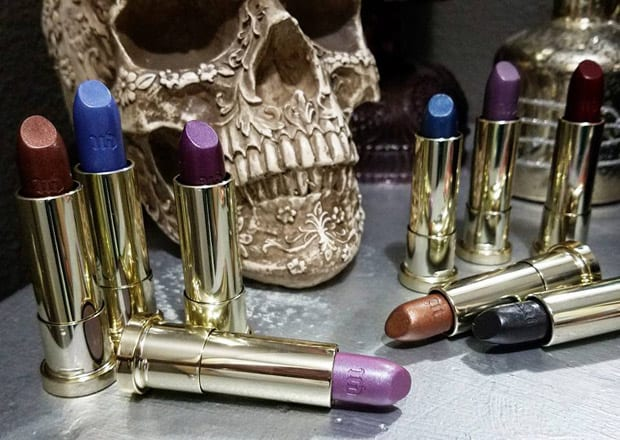 fc410ca25704 Urban Decay Vintage lipstick still life Urban Decay Vice Lipstick Vintage  Capsule Collection swatches, review