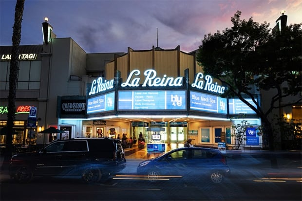 blue-medi-spa-theater-front