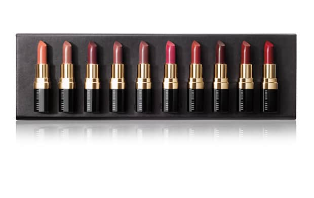 Bobbi Brown 25th Anniversary Lip Collection Top Ten Holiday Beauty Must Haves for 2016