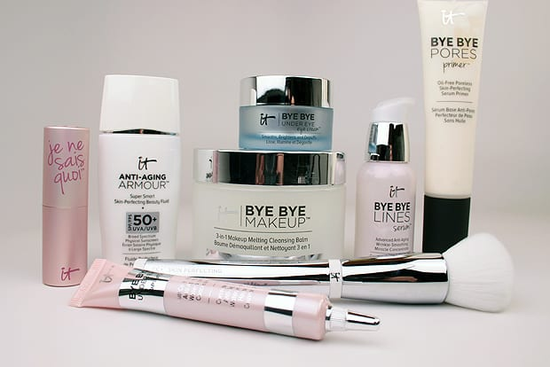 This IT Cosmetics trio says Bye Bye to flaws, Hello to beautiful skin