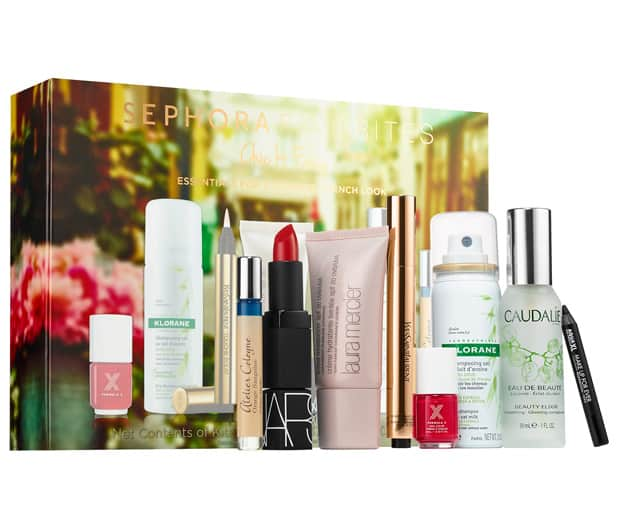 Sephora Favorites Chic It Easy collection Top Ten Holiday Beauty Must Haves for 2016