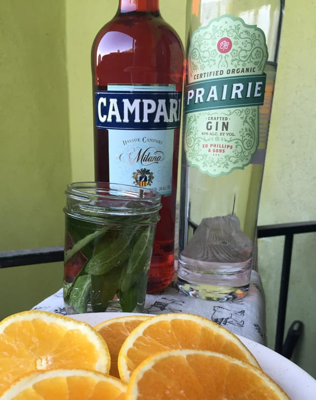 Thanksgiving cocktail recipe ingredients The Ever So Grateful Thanksgiving Cocktail Recipe