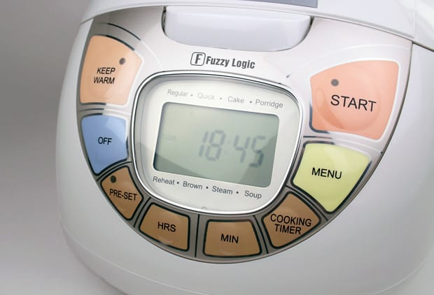rosewill fuzzy logic rice cooker 2 Trust Me: You Need a Rice Cooker