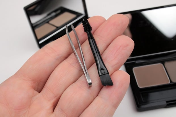 Loreal The Brow Stylist tweezers LOreal Brow Stylist Prep & Shape Pro Kit and Infallible Pro Contour Palette review