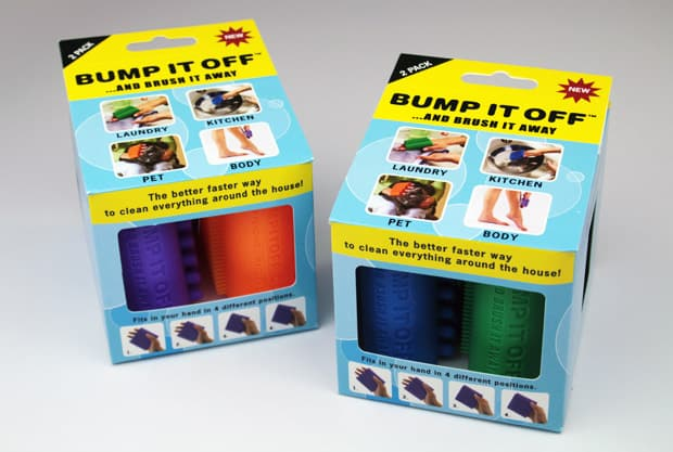 Bump it off review 1 Meet the new tool for your cleaning arsenal: Bump It Off