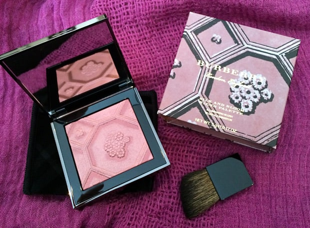 Burberry Silk and Bloom Blush Palette review 1 Burberry Silk and Bloom Blush Palette review: Spring 2017 collection