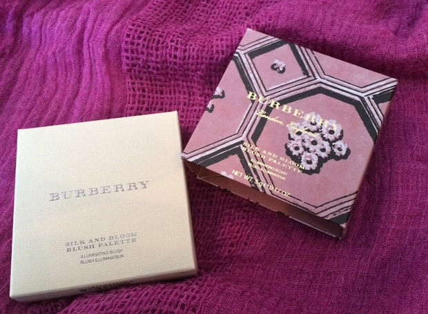 Burberry Silk and Bloom Blush Palette review 3 Burberry Silk and Bloom Blush Palette review: Spring 2017 collection
