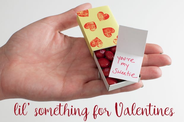 Easy Valentine Day DIY 7 The Easiest Valentines Day DIY EVER
