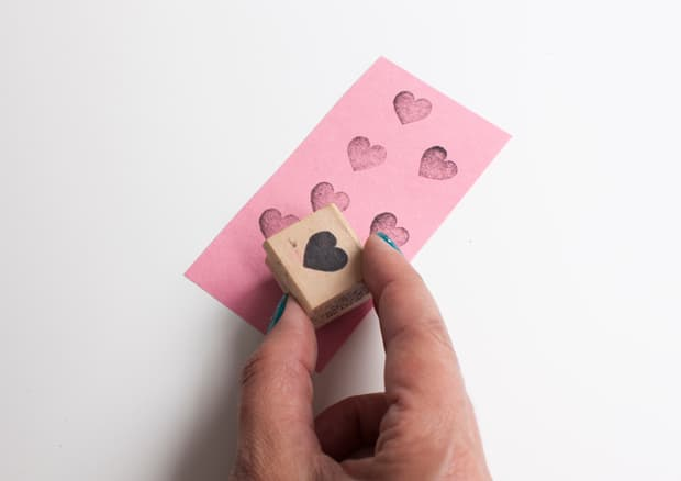 Easy Valentines Day Matchbook 4 The Easiest Valentines Day DIY EVER