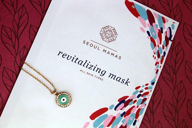 Seoul Mamas Revitalizing Mask review