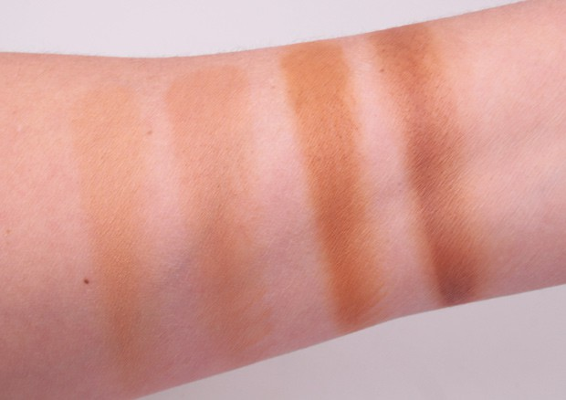 IT Cosmetics Confidence in a compact foundation deep swatch 9 IT Cosmetics Confidence In A Compact: swatches of EVERY shade