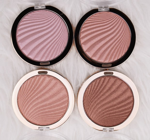Milani Strobelight Instant Glow Powder review 2 Spring 2017 Milani contour & highlight products   review, swatches & look