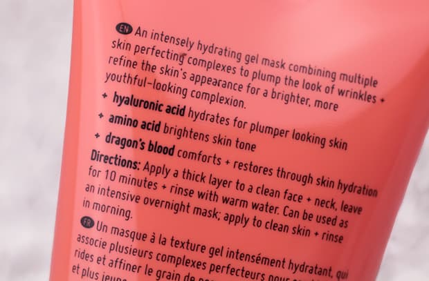 Nip Fab Dragons Blood Fix Plumping Mask review 4 Nip + Fab Dragons Blood Fix Plumping Serum and Mask review