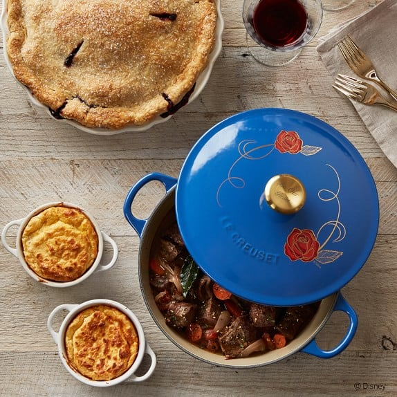 le creuset beauty and the beast soup pot 3 Things: Culinary Explorations (and Le Creuset Obsessions)