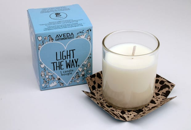 Aveda light the way candle Mothers Day is coming: Aveda has you covered